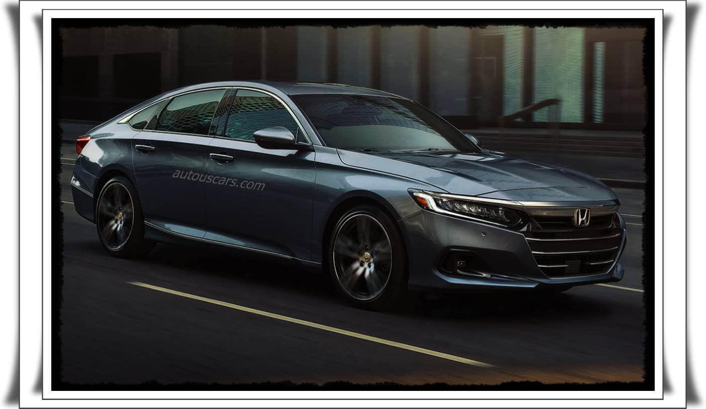 2023 Honda Accord Redesign