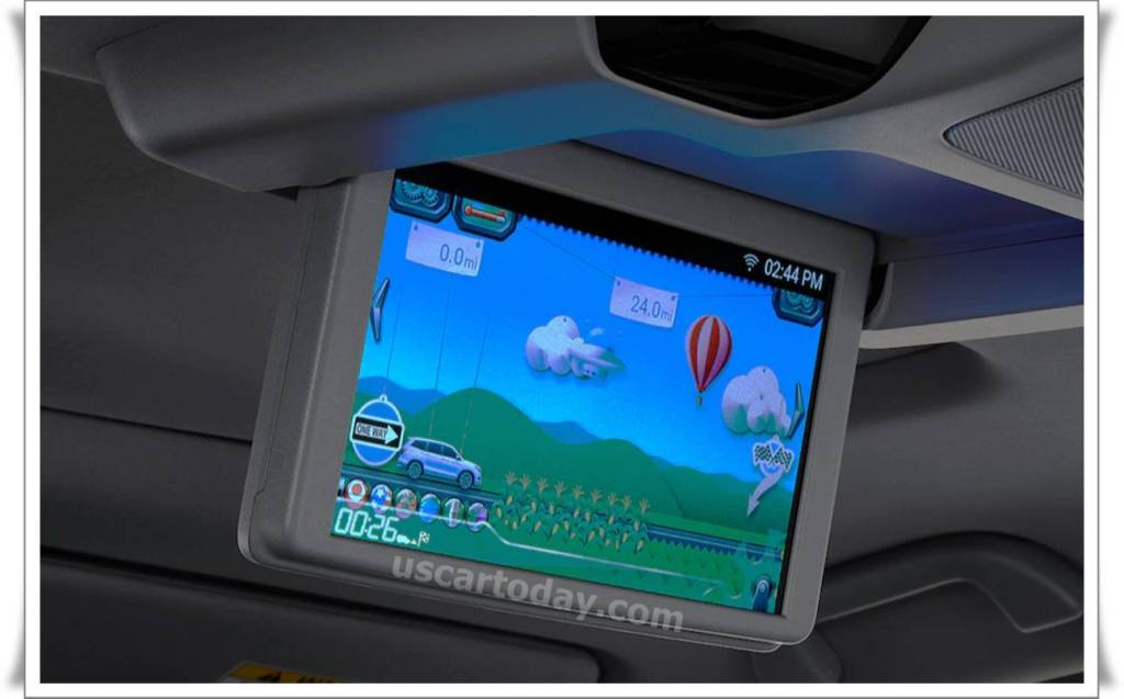2023 Honda Pilot Infotainment