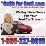 We Pay More Money For Your Used car Trade In - US Cash For Cars