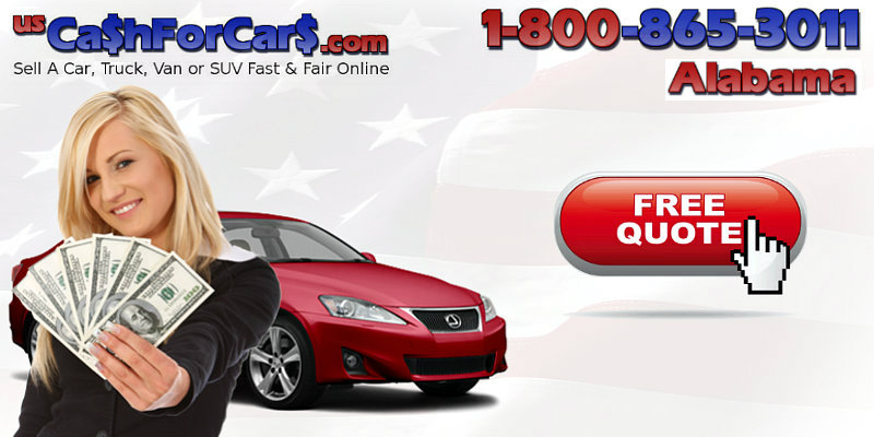 Cash For Cars Alabama, AL