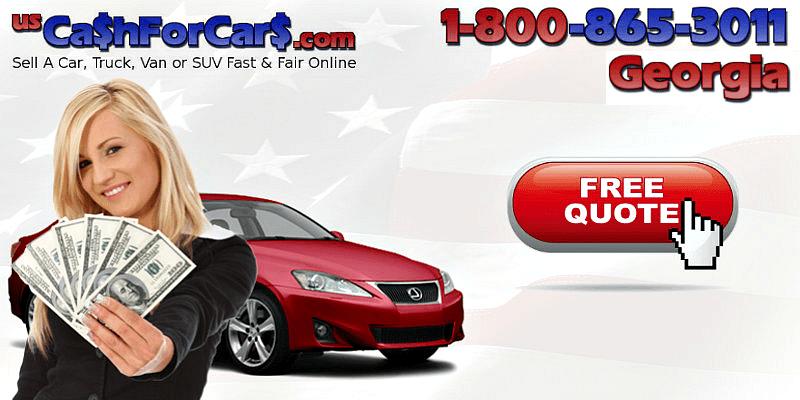 Cash For Cars Georgia, GA