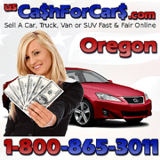 Cash For Cars Oregon OR Sell A Car