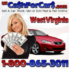 Cash For Cars West Virginia, WV