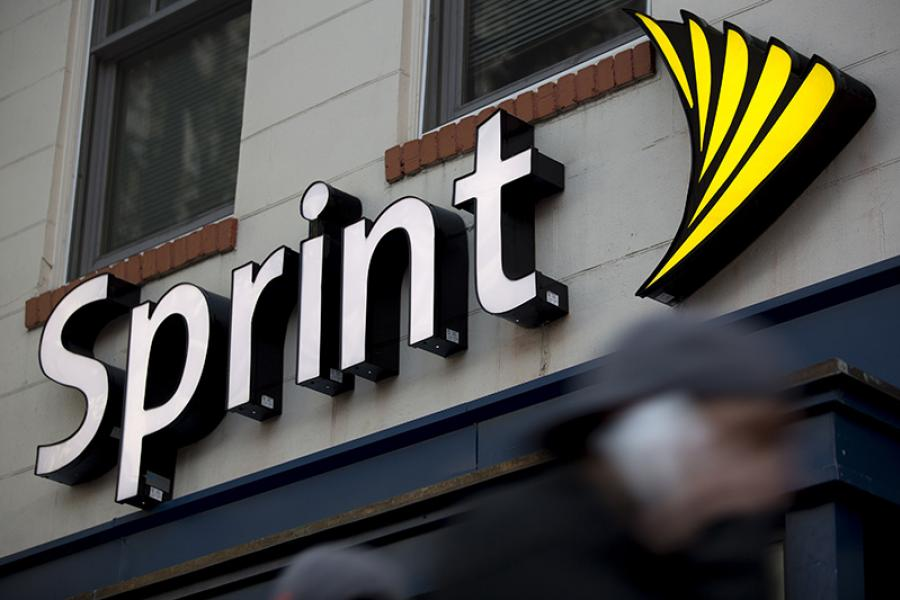 CFPB Becomes  Telecom Regulator  With Sprint Lawsuit   U S  Chamber     Sprint Corporate store in Washington  D C