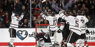 Omaha celebrates Luke Nogard