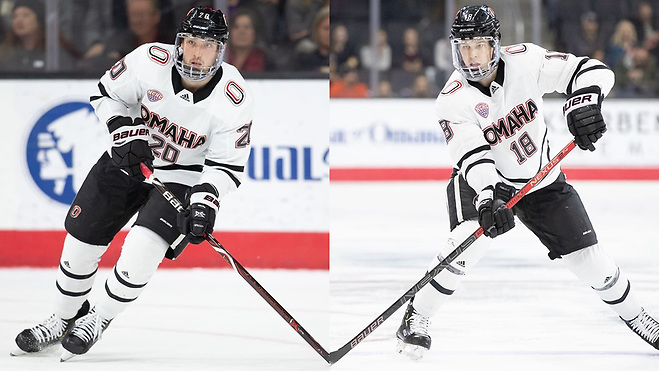 Omaha announces blueliners Stewart, Jones will be back for senior seasons in '19-20; Klehr also returning after redshirting '18-19 | College Hockey | USCHO.com