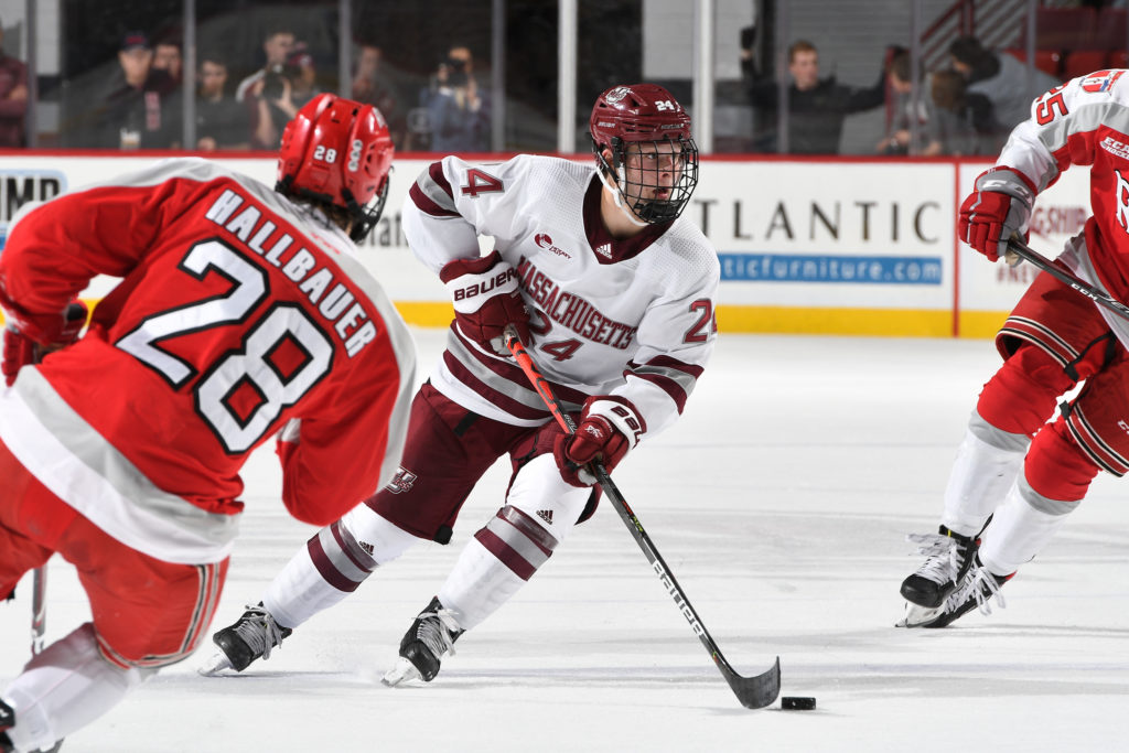 With holes to fill, UMass leaning on 'elite' Jones to lead Minutemen offense this season