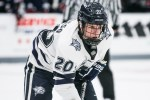 After battling injury bug early in college career, New Hampshire's Grasso using '19-20 season to make positive impact