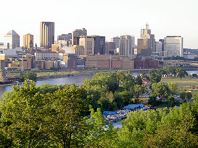 Downtown Saint Paul