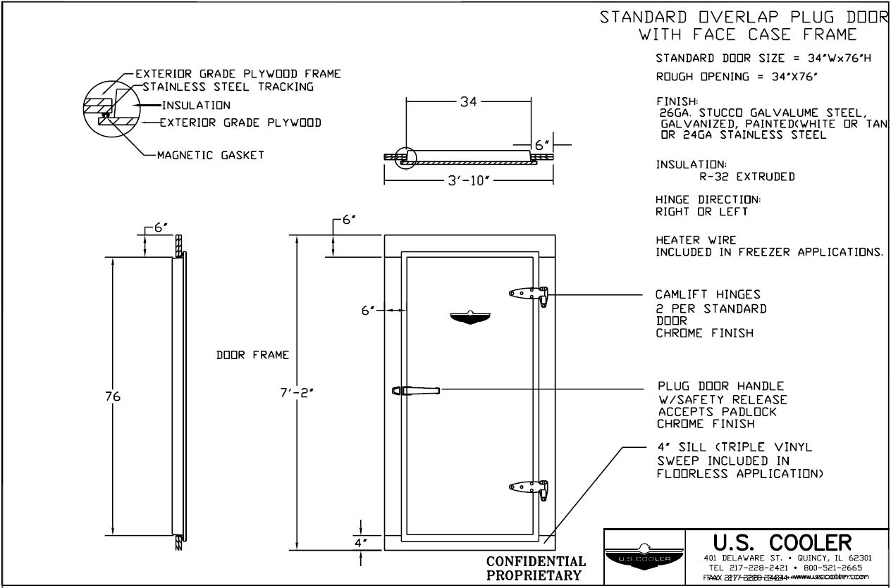 Door Lining Dimensions Amp For Detailed Door Drawings See