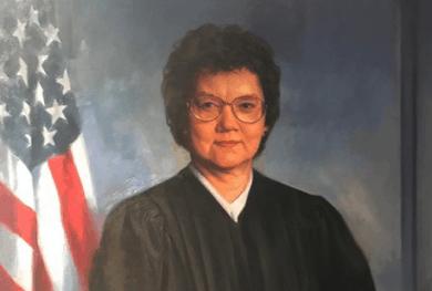 Image: Judge Sylvia H. Rambo