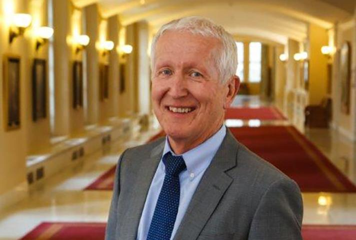 Picture of David Tighe, Circuit Executive for the Tenth Circuit