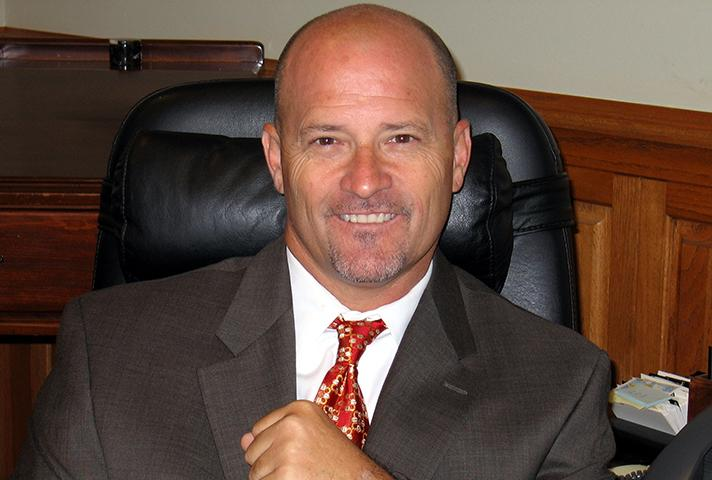 Picture of Steven Larimore, Clerk of Court for the Southern District of Florida