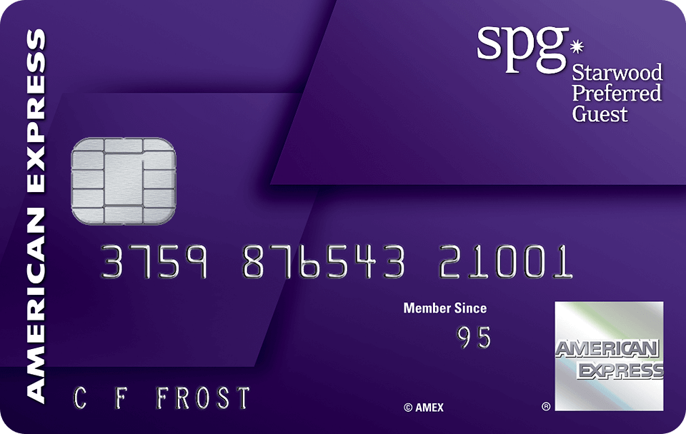 AmEx SPG Credit Card (2017.10 Updated: 35k Points Targeted Offer ...