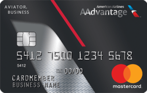 Barclaycard AAdvantage Aviator Business Credit Card Review