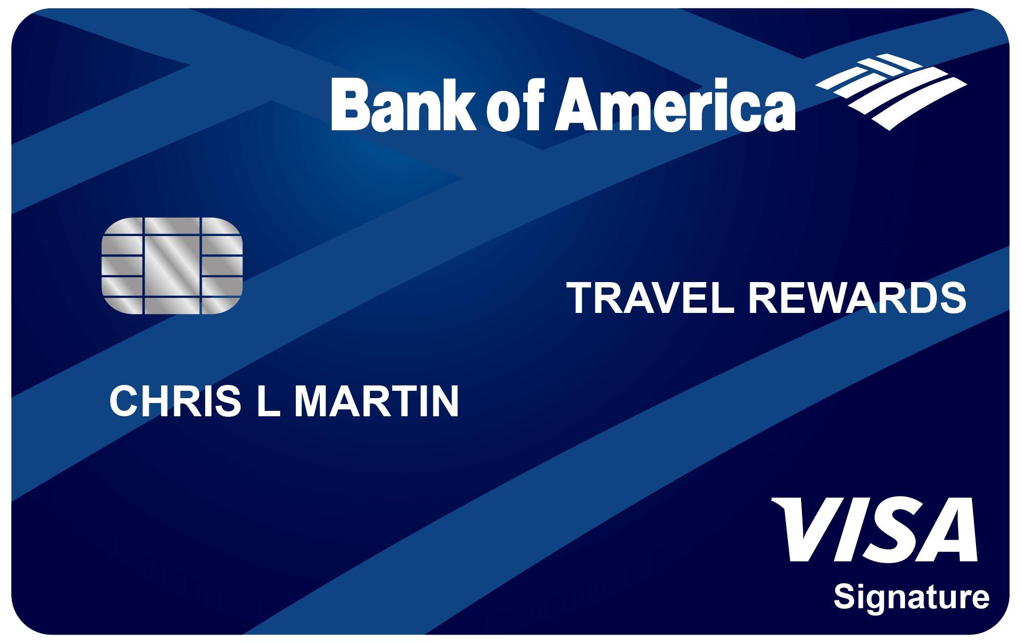 Boa Travel Rewards Credit Card Review 2018 7 Update 25k