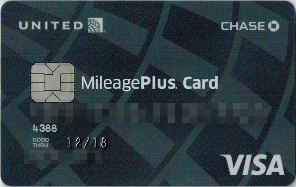 United Airlines Mileage Plus >> Chase UA Rewards Credit Card - US Credit Card Guide