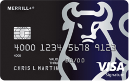 Best Business Credit Cards >> Merrill Plus Visa Signature Credit Card Review (Discontinued) - US Credit Card Guide
