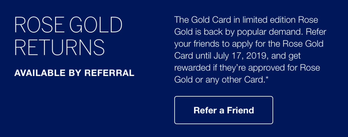 All Of The Live Forever | American Express Premier Rewards