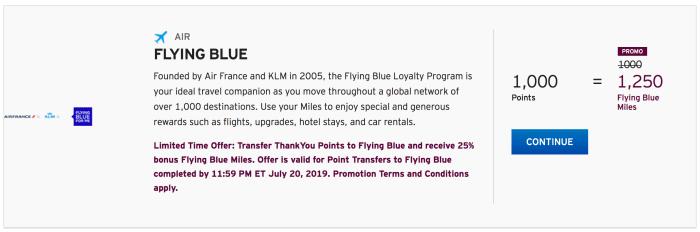 Points Transfer Bonus Offers: MR -> British Airways (BA) Avios 40