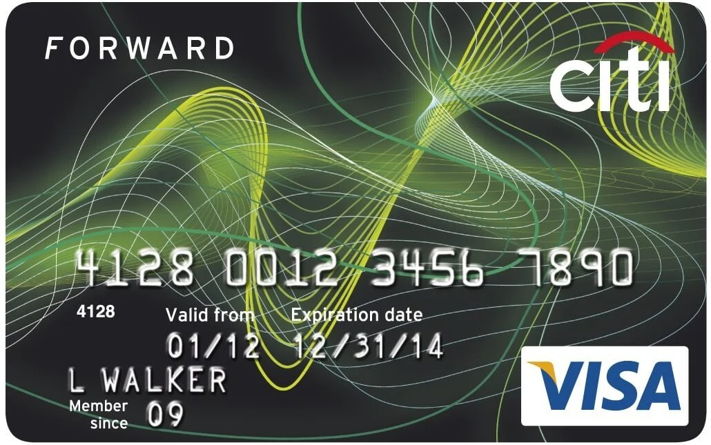 Citi Forward Credit Card (Discontinued) (2017.10 Update: Will Be ...
