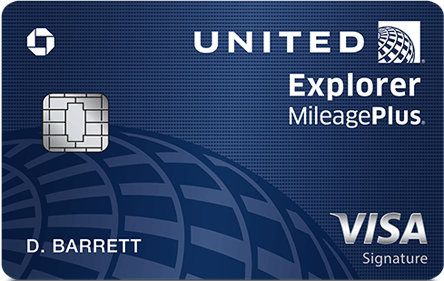 United Airlines Mileage Plus >> Chase UA Explorer Credit Card Review (2019.7 Update: 50k ...