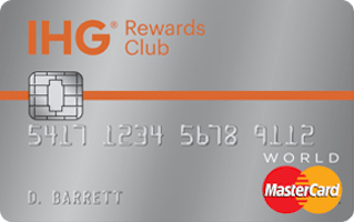 Chase IHG Credit Card Review (Discontinued) - US Credit Card