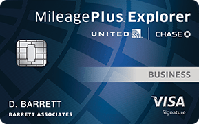 Chase ua explorer business credit card us credit card guide chase united mileageplus explorer business card review reheart Gallery