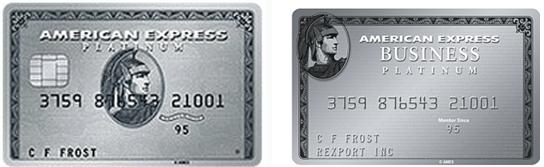 点数系统入门 (3):美国三大信用卡点数系统