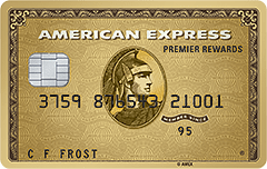 AMEX Premier Gold Rewards 信用卡【9/22更新:即将改版,增加多项好福利!】