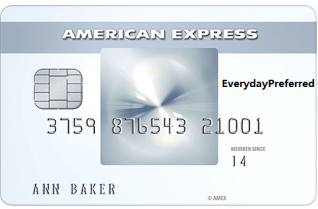 AMEX Everyday Preferred(EDP)——你是我的唯一