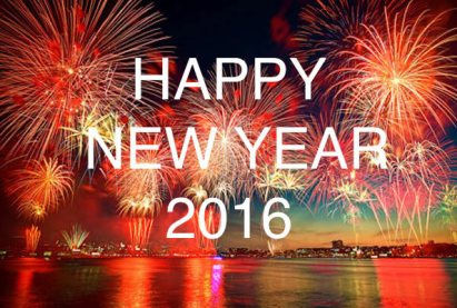 2016 new year to do a couple of things