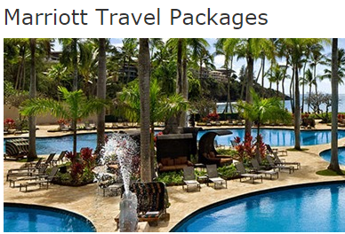 """Go Air Canada bonus"" package by Marriott (Marriott Travel Packages), Raiders (2): Save and use"