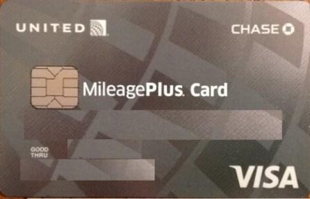 Chase United MileagePlus 信用卡(无年费版)【10/28更新:注意30天规则】