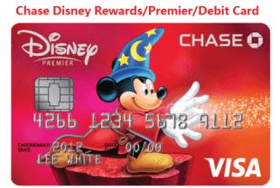 Chase Disney 系列信用卡、Debit卡介绍【2/9更新:无年费版有0开卡奖励】