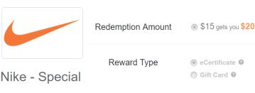 Discover Cashback使用指南【1/23更新:Nike兑换25%off】