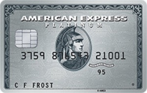 【机票5xMR】AMEX Platinum (Ameriprise版)信用卡介绍