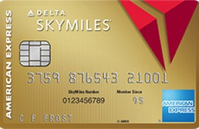 """""""Limited-time 50k+"""" Introduction to AMEX Gold credit cards Delta SkyMile"""