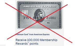 噩耗!AMEX收回部分开卡奖励【10/22更新:注意,升级奖励也可能被收回】