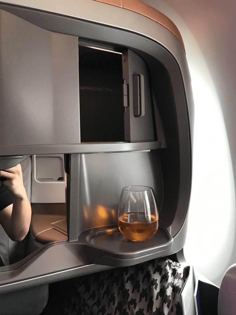 【读者投稿】新加坡-旧金山新航A350-900商务舱Review (分页长文慎入)