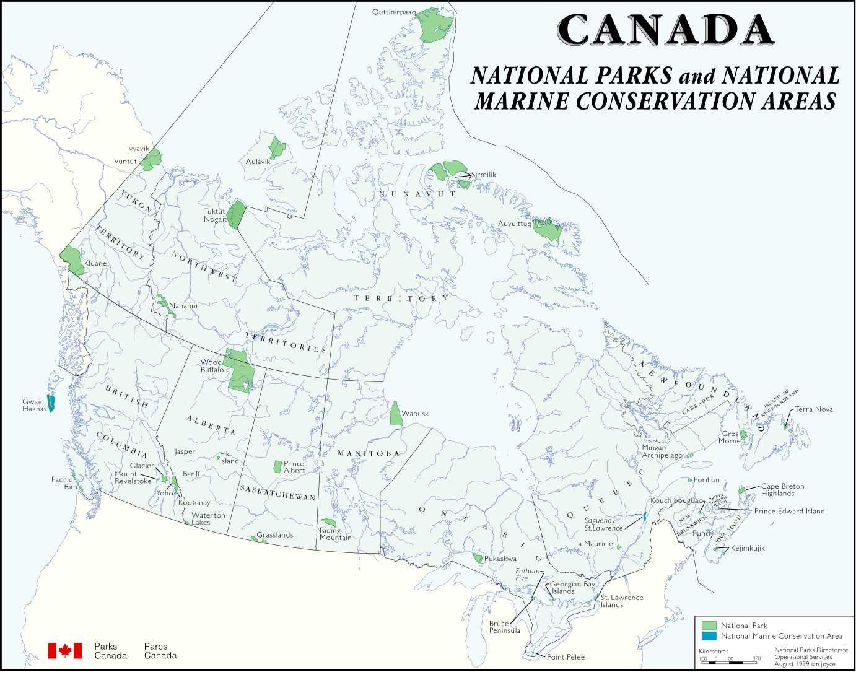 免费领取加拿大国家公园套票2017