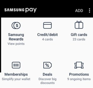 Samsung Pay 使用指南【2/10更新:额外4x奖励】