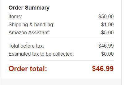 Amazon Assistant免费送