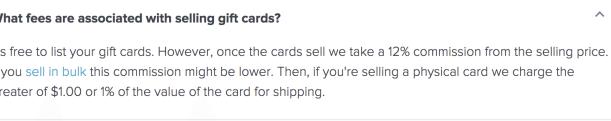 礼品卡买卖网Raise介绍【1/4更新:全场GC额外4%off】
