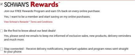 Swagbucks+Schwan's =免费食品+倒赚【12/20更新:最高4000SB offer+30%off】