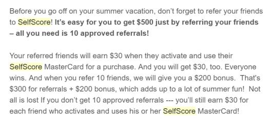 Self Score Achieve 专为国际留学生设计的信用卡【已转卡】