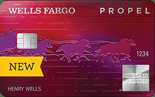 Wells Fargo Propel(AMEX版)信用卡【回炉重造,30k开卡奖励】