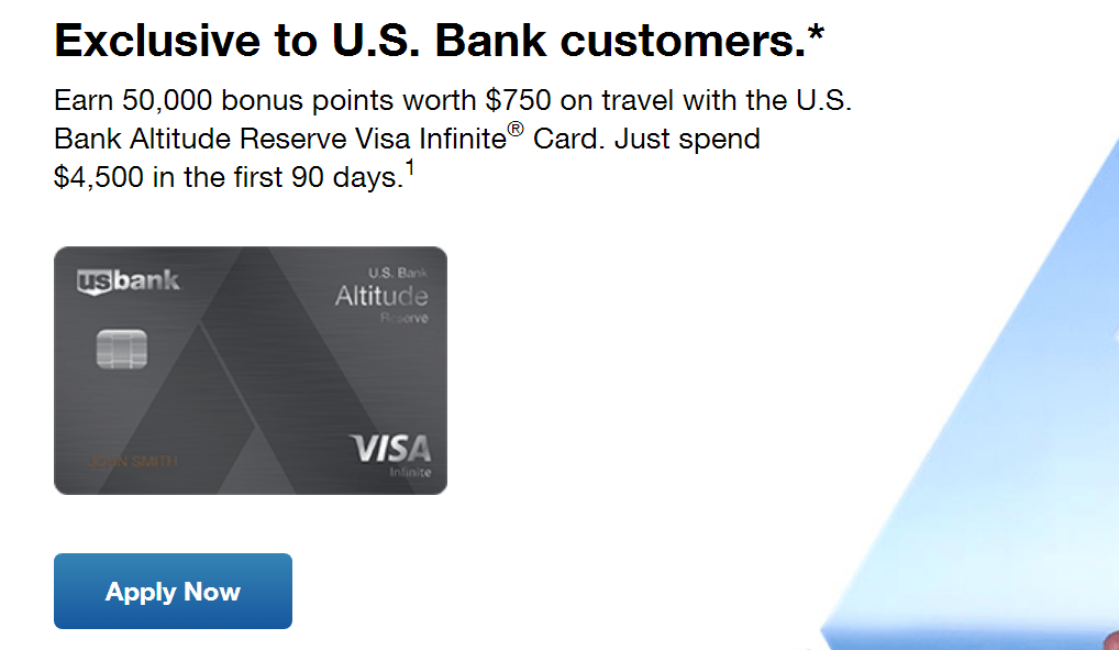 US Bank Altitude Reserve【5/27更新:一些特性更新】
