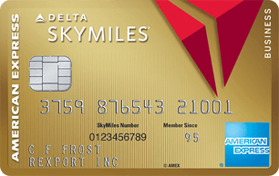 AMEX Gold Delta SkyMile Business 商业信用卡【60k+史高offer】