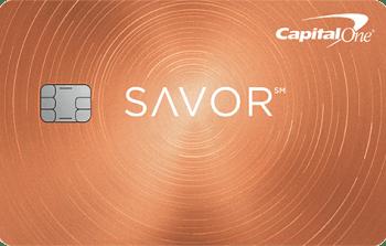 Capital One Savor 信用卡【12/23更新:新增postmate unlimited会员福利,价值0】